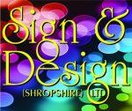 Sign & Design (Shropshire) Ltd